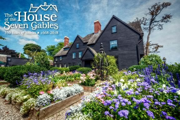 Salem Massachusetts Heritage Days at the House of Seven Gables