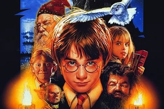 Harry Potter and the Sorcerer's Stone at Lynch Park, Beverly