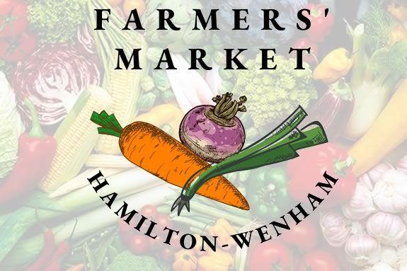 Hamilton-Wenham Community House hosts a Popup farmers market on the front lawn!