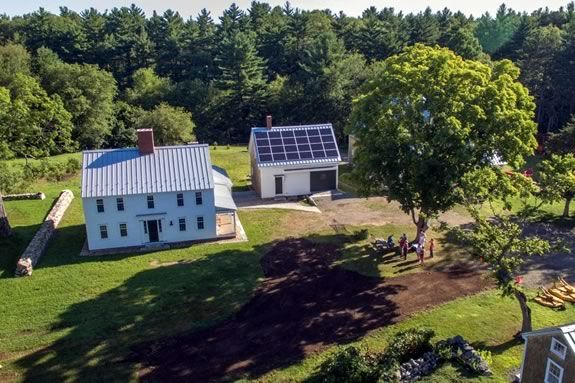 Free Trails and Sails tour at iFarm in Boxford Massachusetts