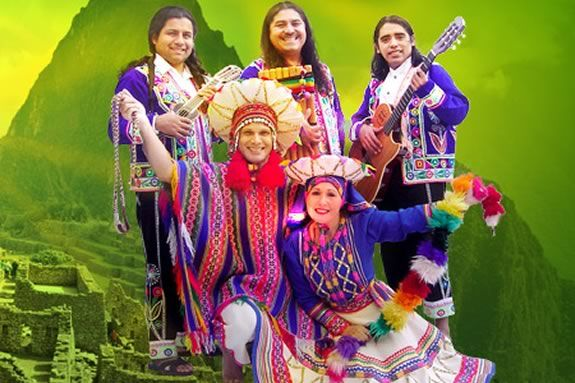 Explore the music and dance of the culturally rich Andes in Rockport Massachus!