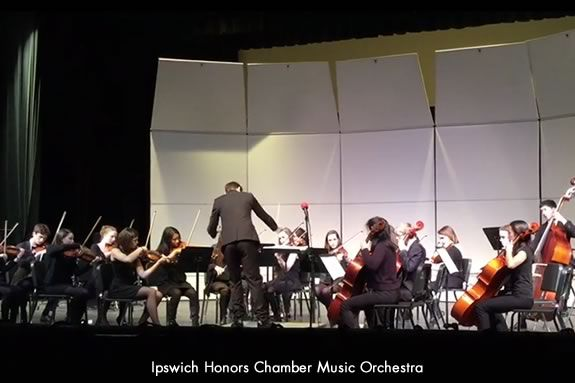 Come see the Ipswich Honors Chamber Orchestra at the Firehouse Center for the Arts in Newburyport!!