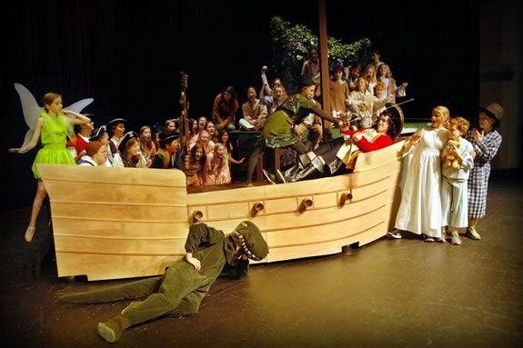 Ipswich Middle School presents Peter Pan, Jr at Ipswich Performing Arts Center in Ipswich Massachusetts!