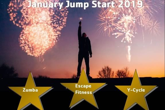 Start the New Year by figuring out the best fitness routine for you at the YMCA in Ipswich Massachusetts