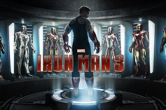 Iron Man is back in the third installment of the Marvel Saga! Salem Library Movi