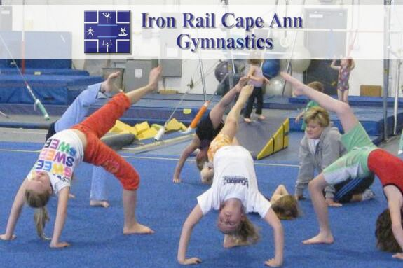Iron Rail Gymnastics in Wenham and Gloucester MA