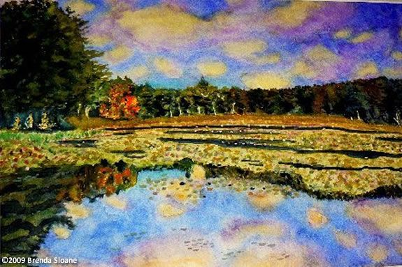This class combines learning about nature and expressing yourself artistically