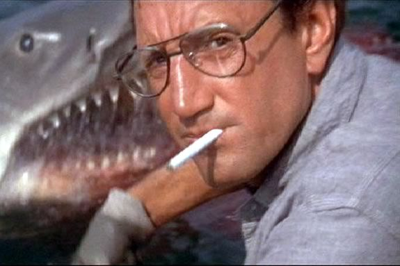 Come watch a FREE showing of Jaws on the waterfront in Gloucester MA