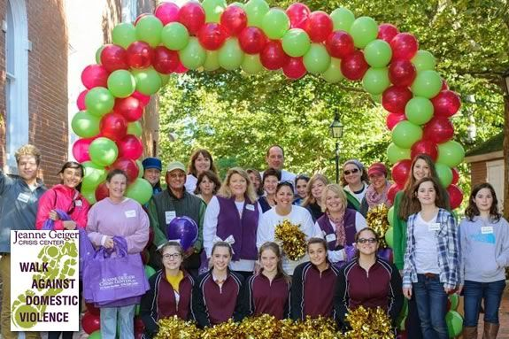 Jeanne Geiger Crisis Center hosts the Walk Against Domestic Violence in Newburyport