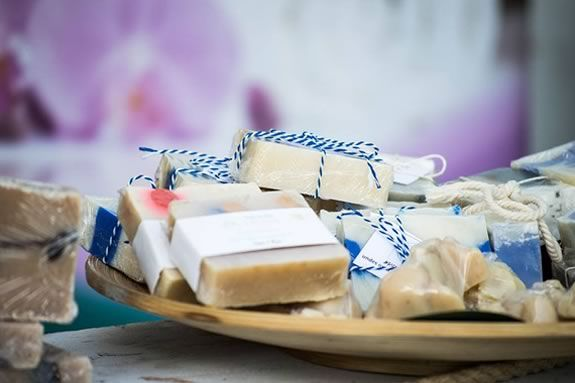 Come to the Newburyport Public Library for a demo on how to make cold pressed soap by Jennifer Soaps
