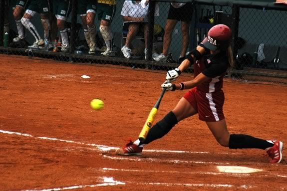 Learn from the best at Extra Innings in Middleton Softball Olympian, Team USA