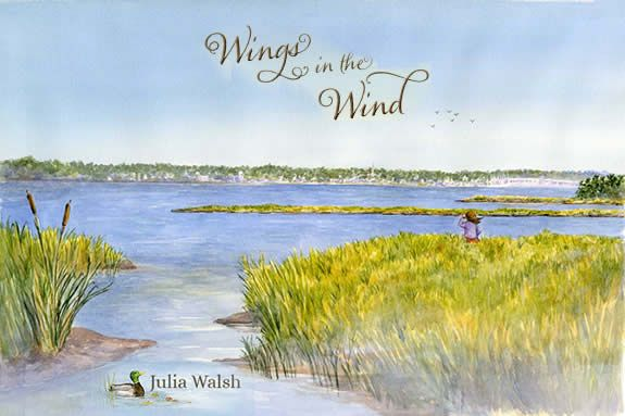 Meet Children's Author Julia Walsh