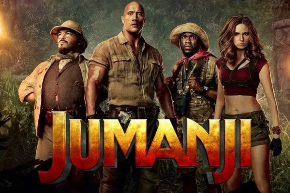 Kids and families are invited to Lynch Park for a free showing of Jumanji!
