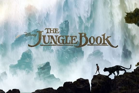 Come to Newbury Town Library for a free showing of Disney's Jungle Book!