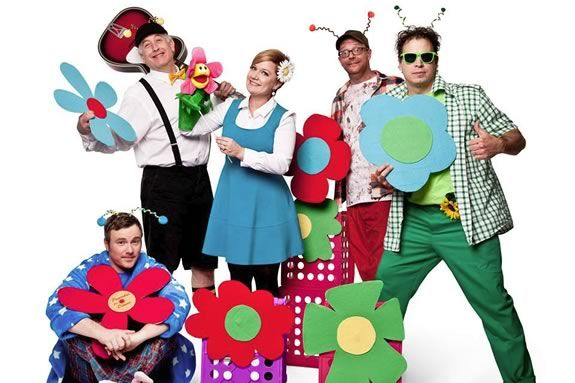 Come join the fun at the Regent Theater for local favorite Karen K and the Jitterbugs' Thanksgiving Show!