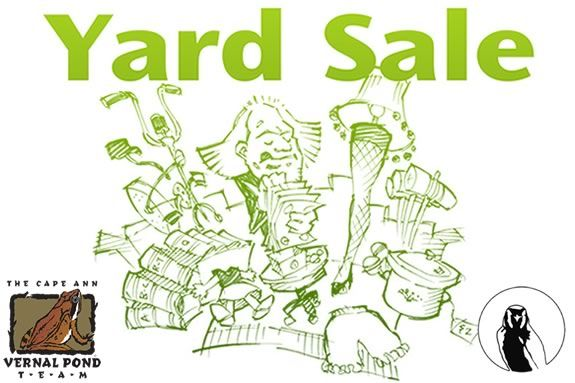CAVPT & Kestrel Adventures Yard Sale is a fundraiser to generate fund for both o