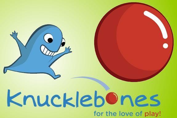 Knucklebones delivers fun to Pathways for Children in Gloucester!