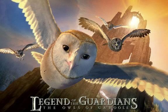 Kids Conservation Cinema featuring 'Legned of the Gaurdians' at Parker River Wildlife Refuge in Newburyport!