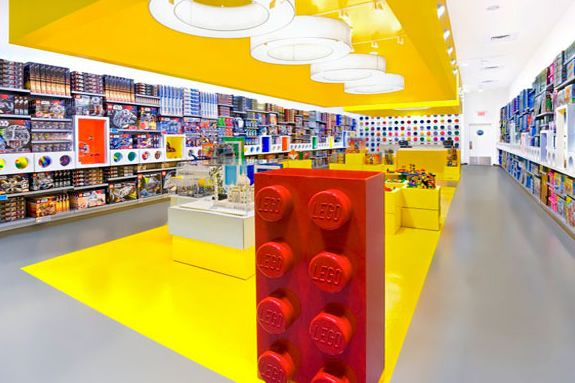 LEGO Store North Shore Shopping Center Peabody MA