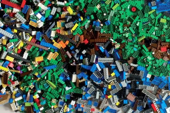 Come to the Hamilton-Wenham Public Library for LEGO mania