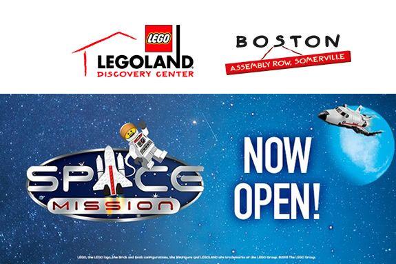 Adventure at the LEGOLAND® Discovery Center, Boston