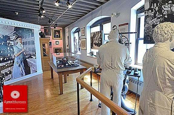 The Lynn Museum offers free guided tours during Trails & Sails!