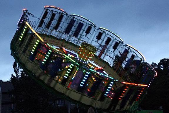 Rides and Fun await at the Lynn Spring Carnival!