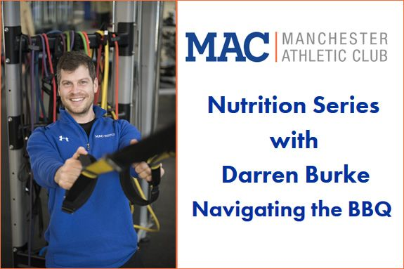 Nurtrition education at Manchester Athletic Club in Manchester MA