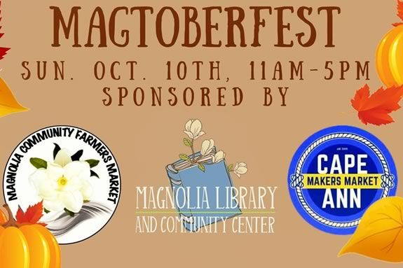 Magtoberfest is a celebration of Autumn and community on Lexington Ave in Magnolia Village