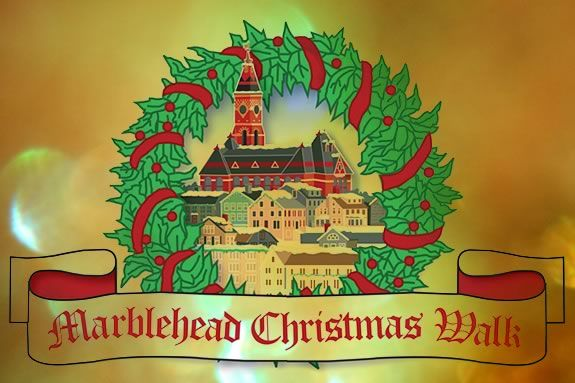 Experience the beginning of the holiday season at Marblehead's Christmas Walk!