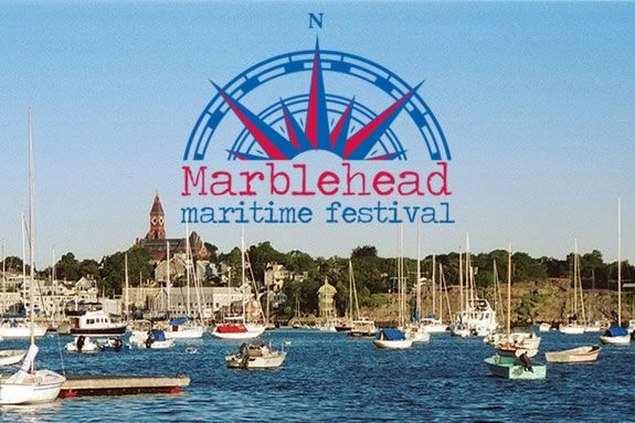 Marblehead celebrates it's maritime heritage during a festival in August 2013!
