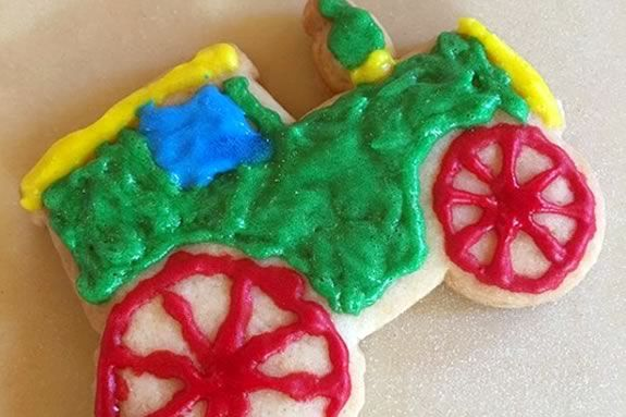 Kids will learn how to decorate holidQay cookies at Marini Farm in Ipswich MA!