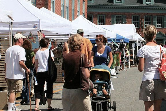 Market Square Day has been a Newburyport tradition for over 50 years!