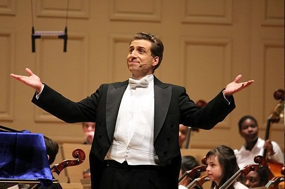 Matt Roberts has performed on national television and at the Boston Symphony Hal