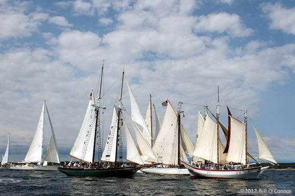 The Mayor's Cup Race at the Gloucester Schooner Festival is just part of the fun