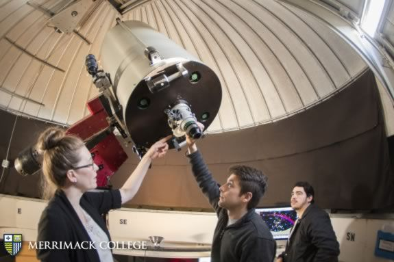 Mendel Observatory, with the support of volunteers from the North Shore Amateur Astronomy Club, hosts public stargazing every Wednesday night