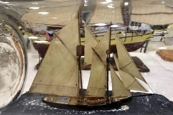 Newburyport Yankee Homecoming Merrimack Valley Ship Model Show