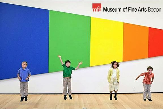 Visit Massachusetts for family fun with MFA Playdates North Shore Baby, Children and Families