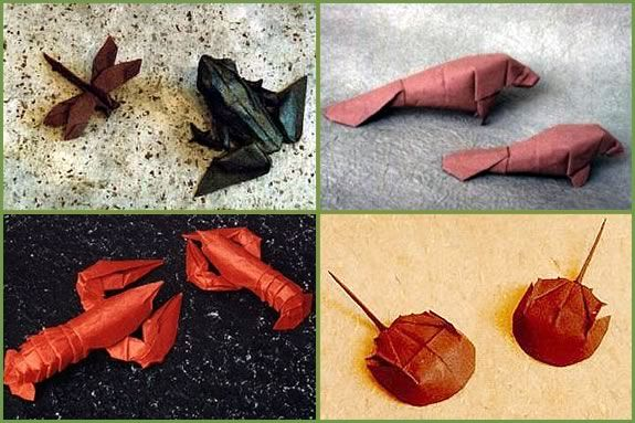 Kids will learn from Origami Master Michael Lafosse during this workshop!