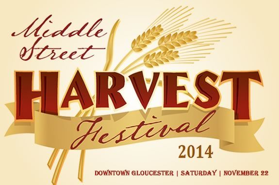 Middle Street Gloucester comes alive with music and fun for the Harvest Festival