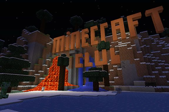 Minecraft Club at the Hamilton Wenham Public Library