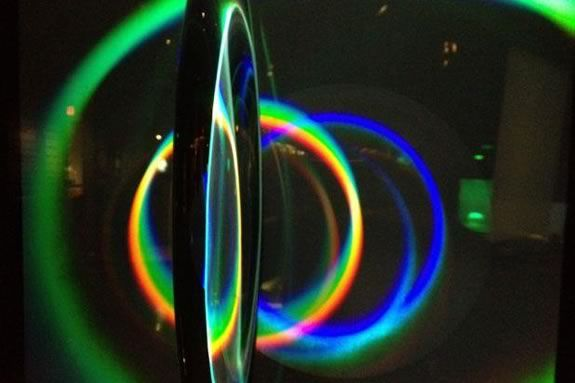 January 2013's 2nd Friday at MIT Museum will focus on the art of holography.