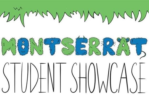The Monserrat Student showcase is Free and open to the public! Beverly, Massachusetts