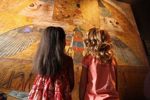 MOS: Lost Egypt: Ancient Secrets, Modern Science Exhibition