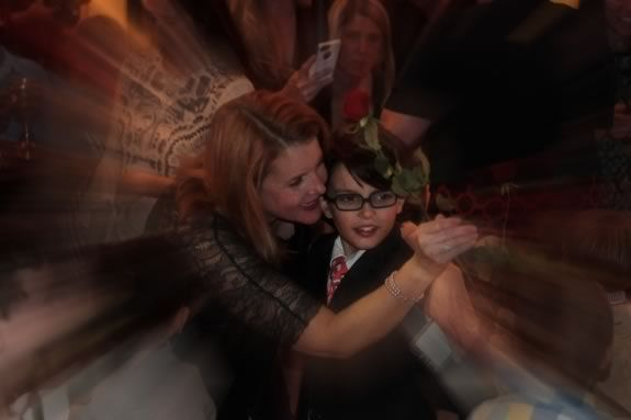 Mother-Son Knight Out at Hamilton Wenham Community House
