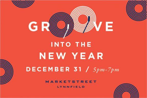 MarketStreet Lynnfield NorthShore Children enjoy New Year's Eve