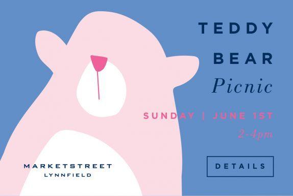 Teddy Bear Picnic at MarketStreet Lynnfield