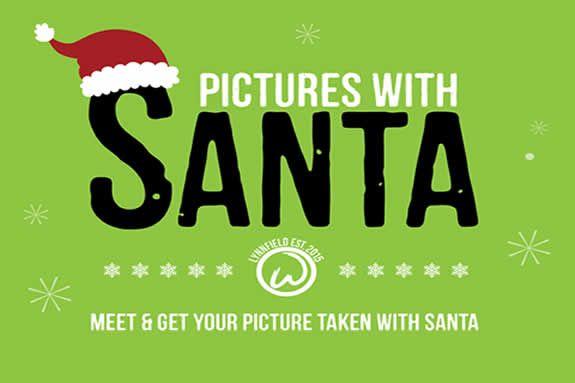 MarketStreet Lynnfield NorthShore Children Meet Santa