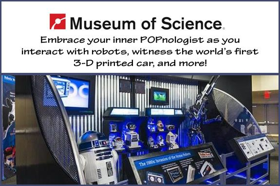 Museum of Science: Museum of Science Boston