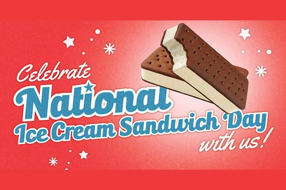 Celebrate National Ice Cream Sandwich Day and the Children's Museum's 105th Birthday